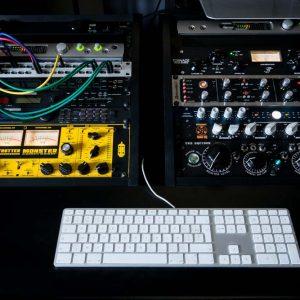 (Français) Great analog sounding setup